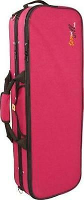 Tom and Will Oblong VIOLA Case, Burgundy 43VA-555 **NEW**