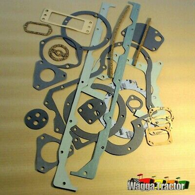 LGS2362 Lower Gasket Set Chamberlain 6G 9G Tractor w Perkins L4 270D 4Cyl Engine