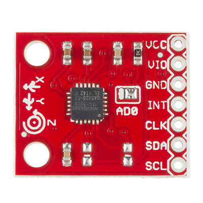 SparkFun Triple-Axis Digital-Output Gyro Breakout - ITG-3200 SEN-11977