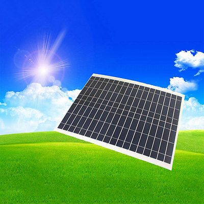 Outdoor 30W 12V Charger High Efficiency Kit-Diy Foldable Waterproof Solar Panel