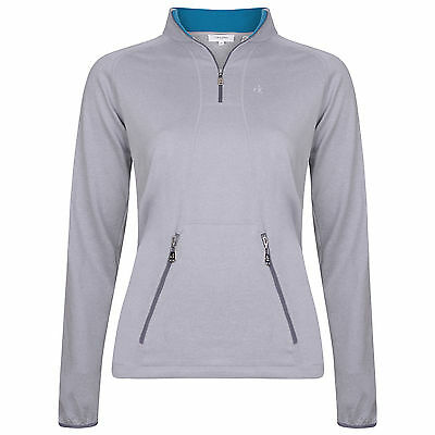 50% OFF New Calvin Klein Pullover Ladies Jumper Casual Womens Top Golf Winter