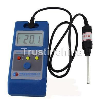 WT10A LCD Tesla Meter Gaussmeter Surface Magnetic Field Tester t