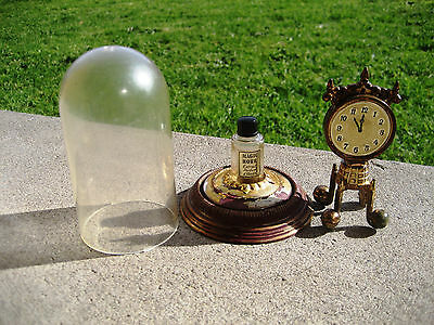 Vintage Rare Magic Hour Clock perfume Extrait Parfum d'André