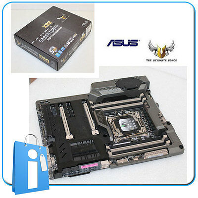 Placa base ASUS X99 SABERTOOTH Socket 2011 - V3 con Accesorios