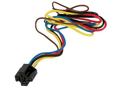 Velleman So960 Socket For Car Relay - With Wire