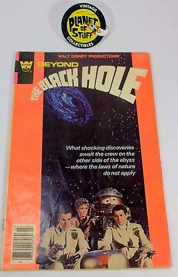 Whitman Walt Disney Beyond The Black Hole #3 July 1980 Other Side of the Abyss