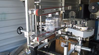 Avery Front & Back Labeler- Automatic Labeler- Labeling- Packaging Machinery