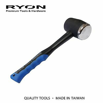 Mallet Double Face with Steel and Rubber 50mm Hammer 300mm Long