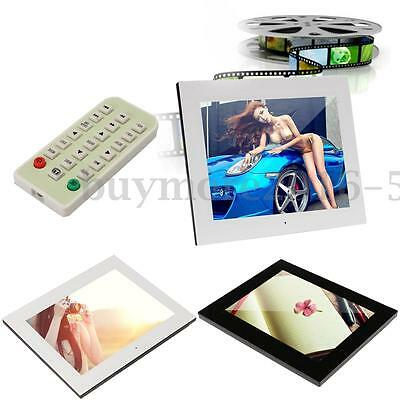 15'' LED Display HD Digital Photo Frame Video Audio Alarm + 2GB Memory Card NSW