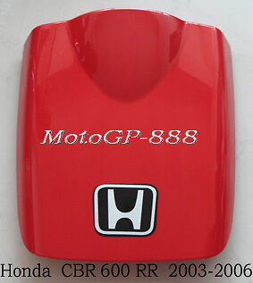 ABS Solo Rear Seat Cover cowl Fairing For Honda CBR 600 RR 03 04 05 06 F5 Red