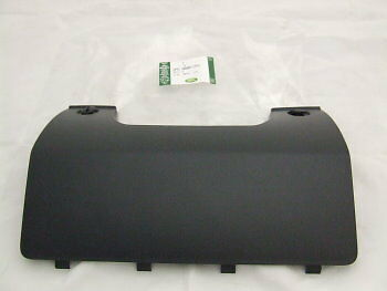 Genuine Land Rover Discovery 3 &  4 Rear Bumper Tow Eye Cover DPO500011PCL