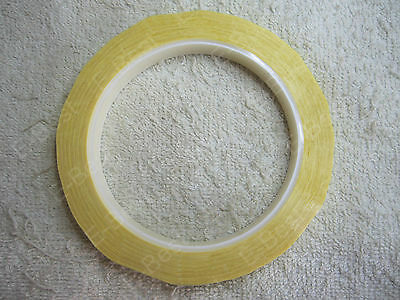 10mm*66m Yell High Temp Resistant Insulation Adhesive Tape Transformer Coil Wrap