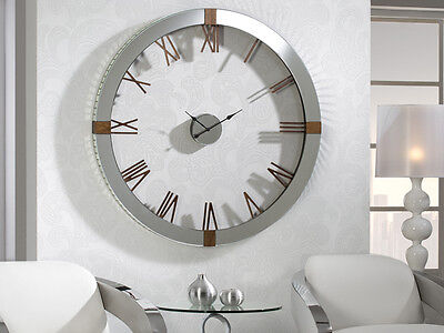 Schuller 564803 Reloj de pared TIMES wall clock deluxe design decor sweet home