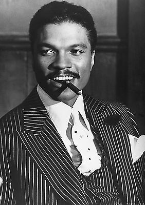 Print Art POSTER / CANVAS Billy Dee Williams In Lady Sings Blues