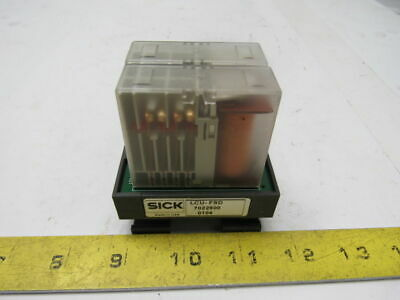 Sick 7022900 Captive Contact Safety Relay Interface Power Supply