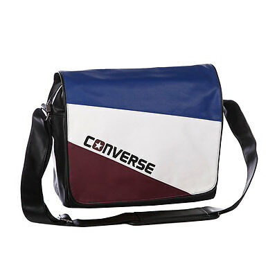 0ef973d47439 CONVERSE FLAP MESSENGER Vintage Bag (Blue) -  30.00