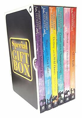 Stacy Gregg Pony Club Secrets Series (1 and 2) 6 Books Collection Gift Box Set
