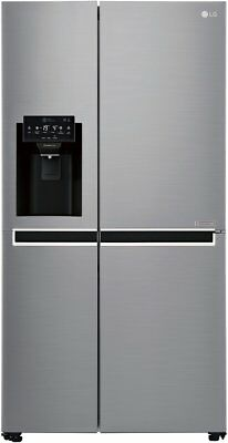 NEW LG GS-L668PNL 668L Side by Side Fridge