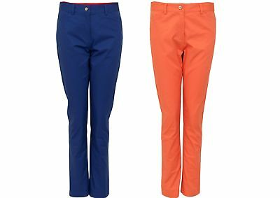 New Green Lamb Ladies Golf Trousers Lightweight Easycare Pants