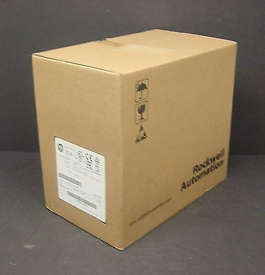 2015 New Sealed Allen Bradley 25A-D017N114 PowerFlex 523 AC Drive 10HP 17A 480V
