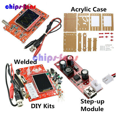"Assembled DSO138 2.4"" TFT Digital Oscilloscope Kit DIY parts ( 1Msps ) + probe"