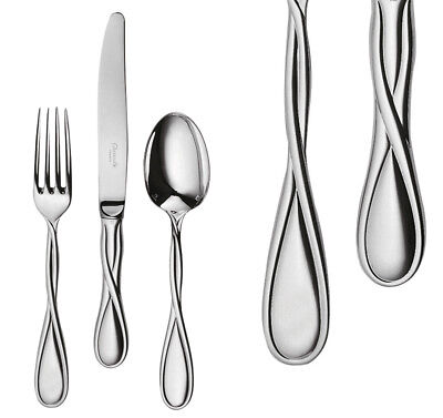 Christofle Sterling Silver Galea Dinner Fork 1412-003