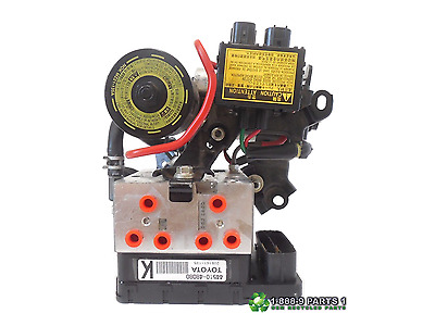 Abs Pump Actuator Booster Motor Assembly Rx450H Toyota Highlander Hybrid L327E44