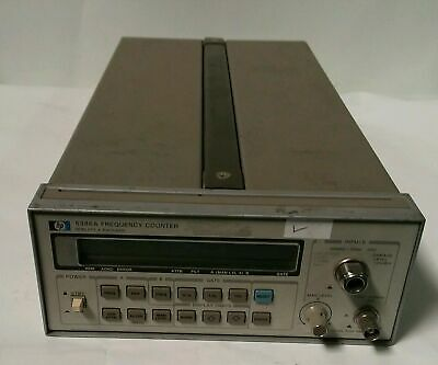 HP Hewlett Packard Agilent 5386A Frequency Counter S/N 2704A01571
