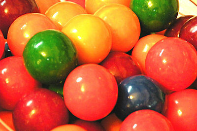 Cry Baby Guts 1 Lb (453g) Double Bubble Filled Gum balls about 50 sour gumballs