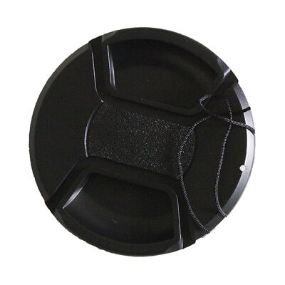 Universal Lens Cap Cover Centre Pinch for all Lenses with 55mm Thread (New)