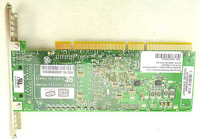 102-02541 Silicon Dual Port Copper Bypass Gigabit Ethernet PCI-X Adapter