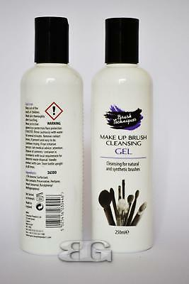BRUSH TECHNIQUE MAKE UP BRUSH CLEANSING CLEANING  MAKE UP BRUSH FREE FAST P&p