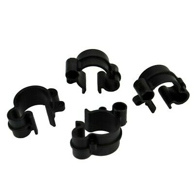 Manfrotto 064 Kabelclip klein 18-26mm 4 Stück Cable Clip small 22 und 28 mm