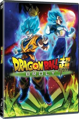 Dragon Ball Super Broly DVD EN CASTELLANO NUEVO Y PRECINTADO DRAGONBALL