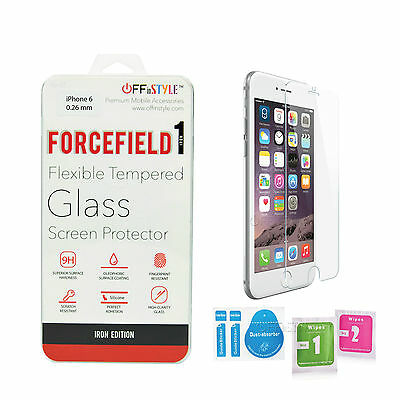 Premium Tempered Glass Screen Protector for Apple iPhone & Samsung Galaxy Phones