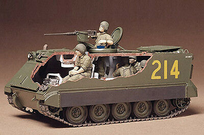 Tamiya Model kit 1/35 US M113 Armoured Personnel Carrier