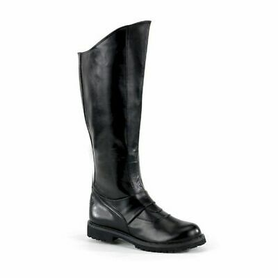 Superhero Gotham Black Costume Boots