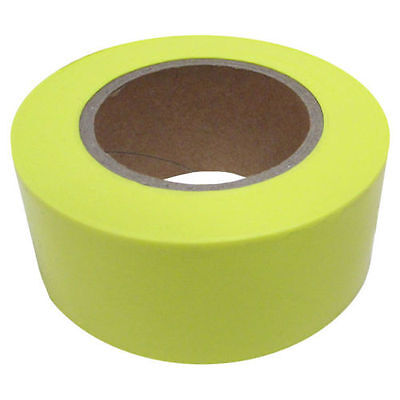 Strait Line Marking Yellow Flagging Tape 1-3/16In W X 150' L X 2 Mil T 6PK 65605