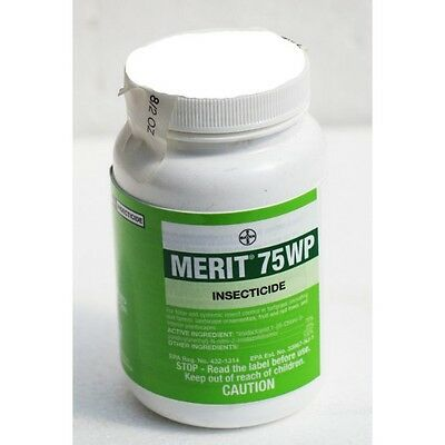 Bayer Merit 75 WP 2 oz Systemic Insecticide 75% Imidacloprid