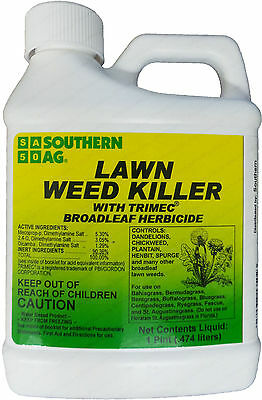 Southern Ag Lawn Weed Killer with Trimec 16 oz. - 1 Pint