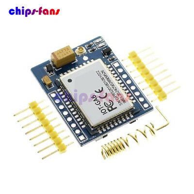 A6 Mini GSM/GPRS Development Quad-band Board SMS Audio Board 5V Replace SIM800L