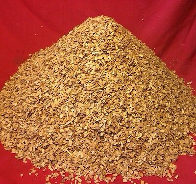 Cage Bird Bedding 6Kg Natural Beech Chips medium Dry Dust Free Hygienic Chipsi