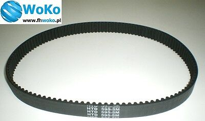 Belt 595-5M/15mm 595-5m 15 mm, 595-5M-15 HTD Erabelt