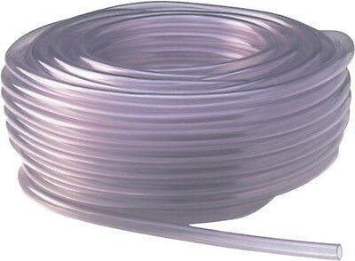"Vinyl Tubing Clear 3/4"" ID 100FT Roll"