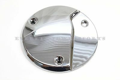 New Reproduction Clutch Adjustment Cover Early CB750K CB750F K0 (See Notes) S143