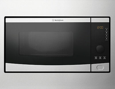 NEW Westinghouse WMB2802SA 28L Built-In Microwave Oven 900W