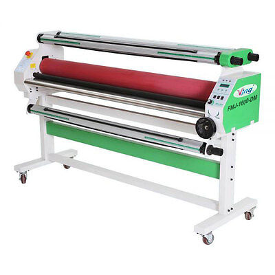 "Ving 60"" Economical Full - auto Low Temp Wide Format Cold Laminator -BY SEA"