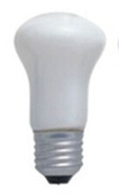 Enlarger lamp ES 75Watt 240v white Mushroom shape