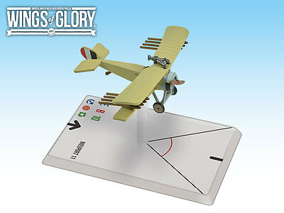Wings of Glory WW1 - Nieuport 11 - Ancillotto Design