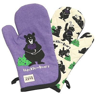 LazyOne Huckle-Beary Oven Mitt